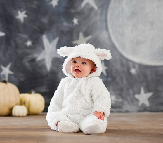 Baby Lamb Costume Pottery Barn Kids