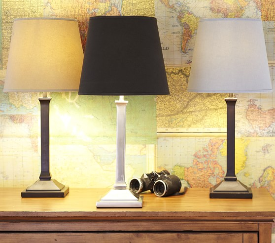 all lighting table task lamps simple shade mason touch lamp base. Black Bedroom Furniture Sets. Home Design Ideas
