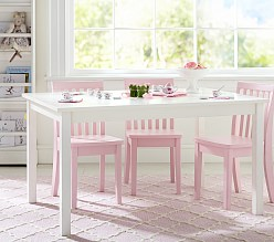 play tables chairs pottery barn kids. Black Bedroom Furniture Sets. Home Design Ideas