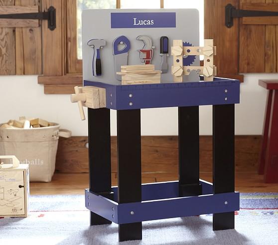 Workbench Set Pottery Barn Kids