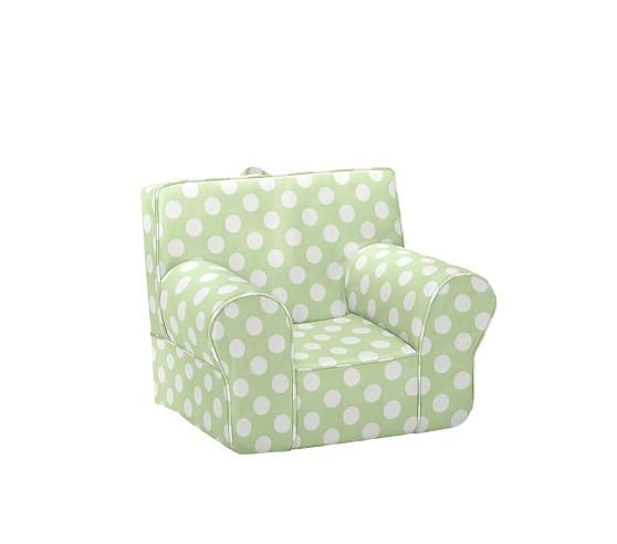 Green Dot Hybrid Anywhere Chair 174 Pottery Barn Kids