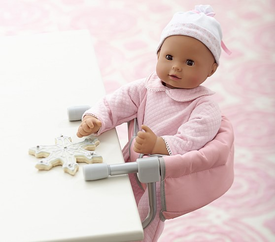 Doll Clip On Booster Chair Pottery Barn Kids