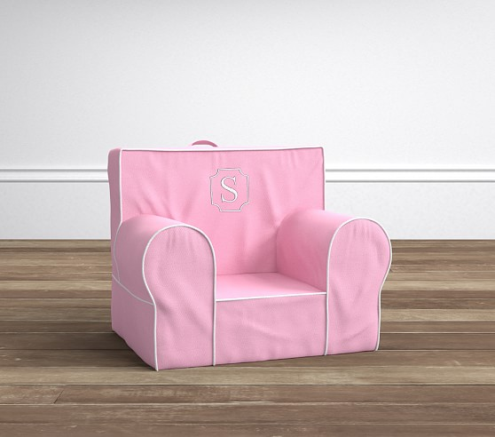 Pink Harper My First Anywhere Chair 174 Pottery Barn Kids