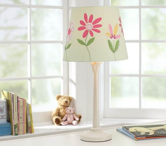 lighting table task lamps daisy garden shade madison touch base. Black Bedroom Furniture Sets. Home Design Ideas