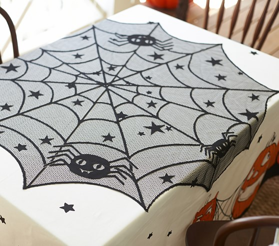 Spiderweb Overlay Pottery Barn Kids