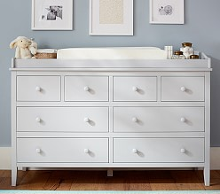 baby changing tables changing table pads pottery barn kids. Black Bedroom Furniture Sets. Home Design Ideas