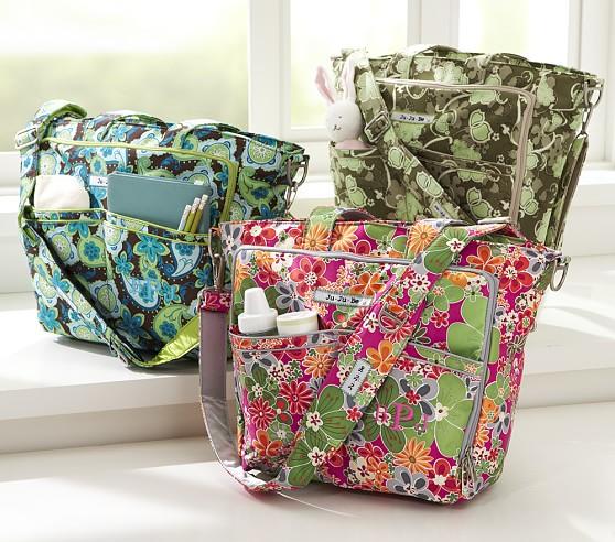 be spicy diaper bag pottery barn kids. Black Bedroom Furniture Sets. Home Design Ideas