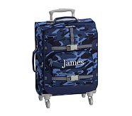 Small Spinner Luggage, Mackenzie Navy Skateboard Camo