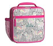 Mackenzie Rainbow Dotty Zebra Backpack Pottery Barn Kids