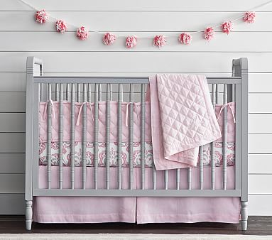 pottery barn sleigh crib assembly instructions