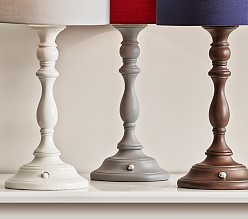Mix And Match Lamp Bases For Nursery Pottery Barn Kids