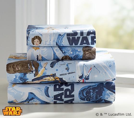 <em>Star Wars</em>&#8482; Sheet Set, Twin