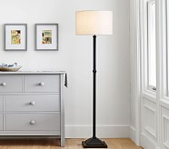 Mason Floor Lamp Brushed Oil Rubbed Bronze