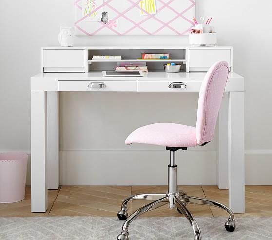 Parsons Desk & Hutch