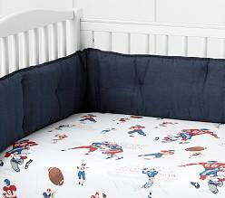 Baby Boys Crib Sheets Amp Crib Sheets For Boys Pottery
