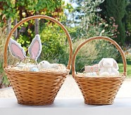 Natural Sabrina Easter Baskets, Mini