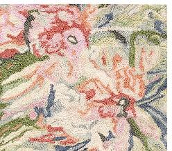 Botanical Garden Rug. Pottery Barn Online Catalog