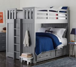 beds mattresses bunk beds lofts boys bed furniture