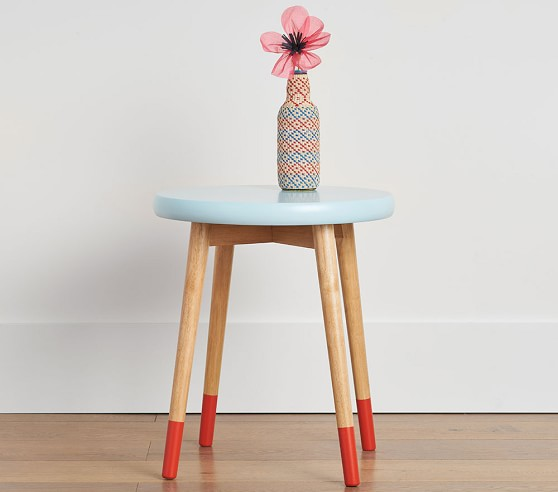 Margherita Missoni Petal Desk Chair: Margherita Missoni Dripped Side Table