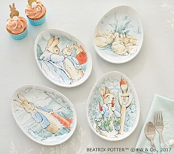 Easter Plates Amp Dinnerware Pottery Barn Kids