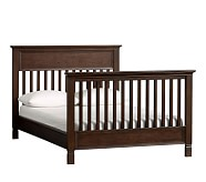 Larkin Full Bed Crib Conversion Kit, Water Based Chocolate