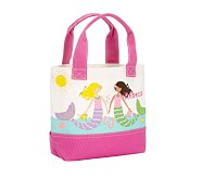 Mini Preppy Icon Tote Mermaids