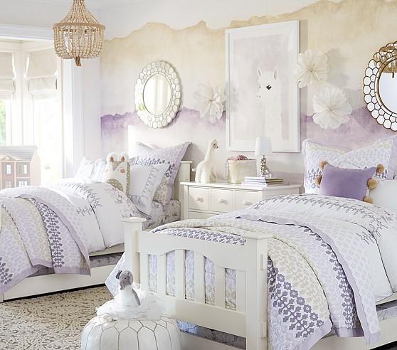 Kendall bedroom set pottery barn kids for Bedroom furniture pottery barn