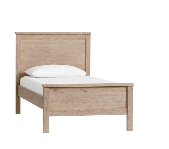 Charlie Low Footboard Bed