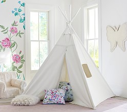 Kids Tents Amp Teepees Pottery Barn Kids