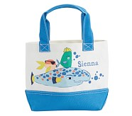Mini Preppy Icon Tote Funny Fish