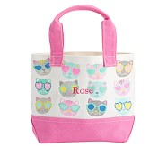Mini Preppy Icon Tote Cool Cats
