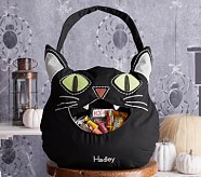Halloween Mouth Treat Bags - Kitty