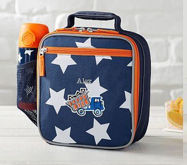 f2c1c6b2a4e53a Fairfax Navy/Orange Mul... by Pottery Barn Kids $15 Pottery Barn Kids