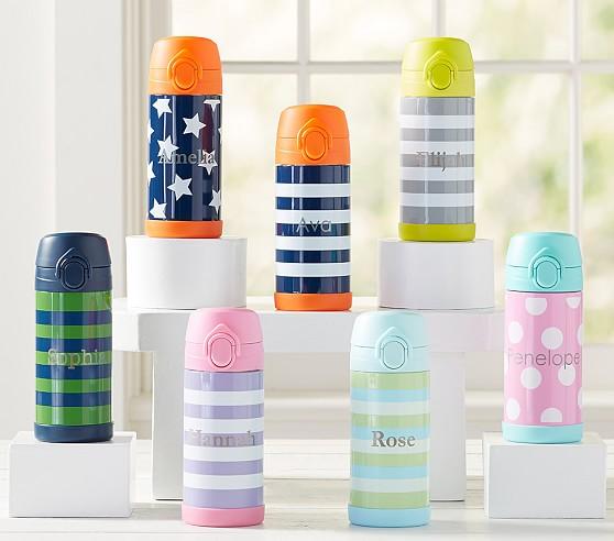 Fairfax Insulated Water Bottles Pottery Barn Kids