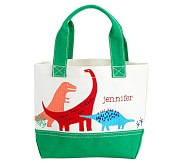 Mini Preppy Icon Tote Dino Safari