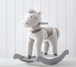 Rocking Horses Amp Animal Rockers Pottery Barn Kids