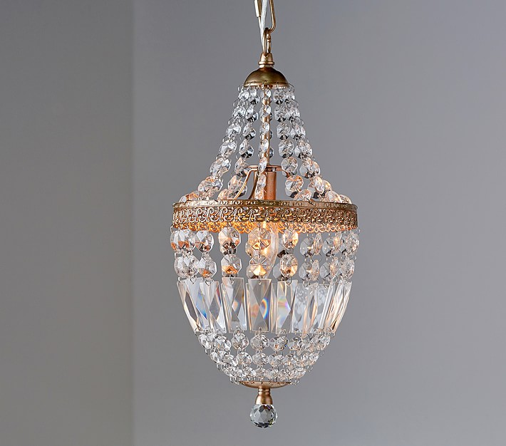 Baby Chandeliers Nursery Chandeliers – Mini Crystal Chandelier Under 100