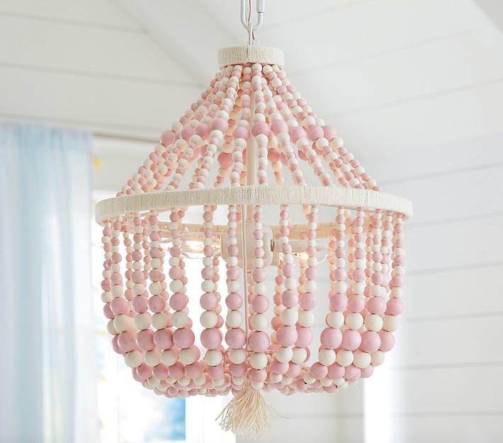 kids' chandelier lighting  bedroom chandeliers  pottery barn kids, Lighting ideas