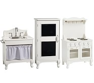 Farmhouse Fridge, Oven & Sink Set