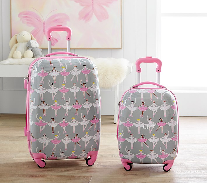 Children's Personalized Luggage & Kids' Travel Bags | Pottery Barn ...