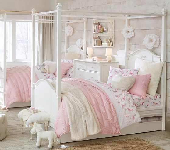 Madeline Canopy Bed Pottery Barn Kids