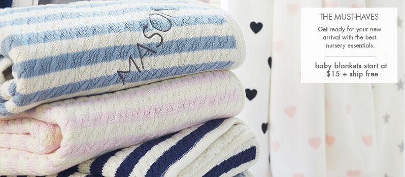 Blankets & Essentials