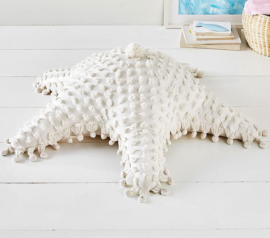 Starfish Wall Decor Pottery Barn : Crochet starfish pouf pottery barn kids