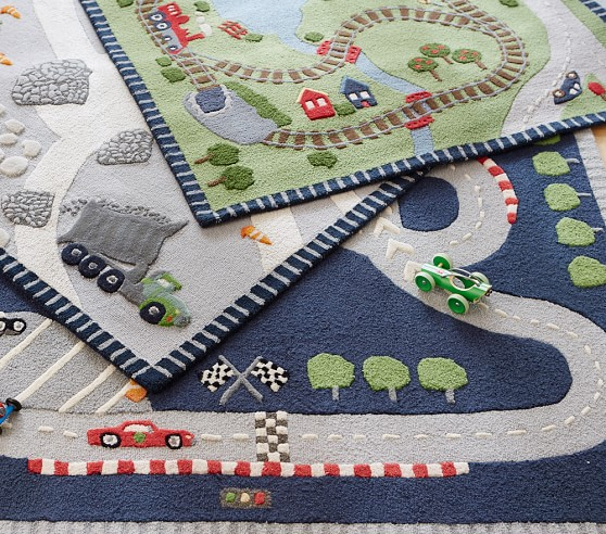 kids play car rug community carpet mat regular alternate view alternate view