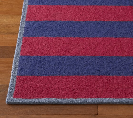 boys-rugby-stripe-rug-c pottery barn baby rugs