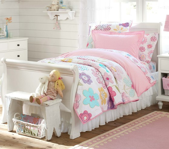 Avery Quilted Bedding Pottery Barn Kids