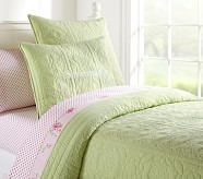 Whitney Quilt, Twin, Green