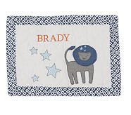 Brady Toddler Quilted Sham