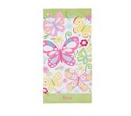 Butterfly Mini Beach Towel