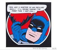 Stanton Batman™ Pinboard